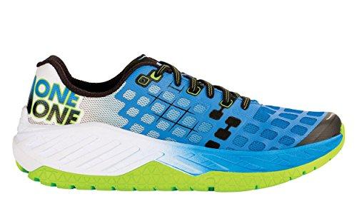 hoka-one-one-mens-m-clayton-bright-gree-running-shoe-115-men-us