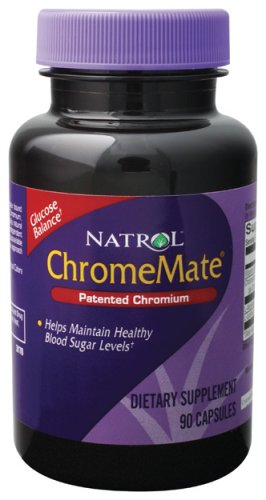 Natrol - Chromemate chrome, 90 capsules