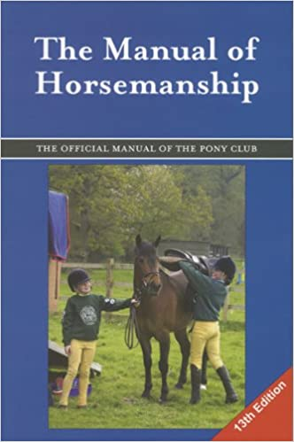 The manual of horsemanship ~ the british horse society and the.