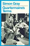 Quartermaine's Terms, Gray, Simon, 0413528308