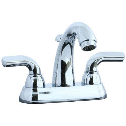(4-Inch Centerset Lavatory Faucet)