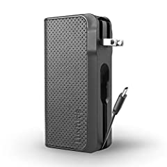 Specification:Capacity:9000mAh@33.4WhInput: AC 100-240V 50/60Hz 0.4A MaxOutput: Dual USB-A 5VDC 2.4A Share; Dual USB-A & Cable 5VDC 3A Share Size:126*66*27mmWeight:248gPacking Details: Luxtude 9000mAh power bank X 1  User manual X 1  Gree...