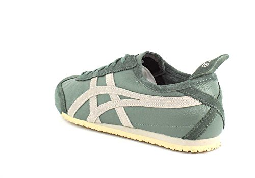 Onitsuka Tijger Mexico 66 Vin Dark Forest / Feather Grey