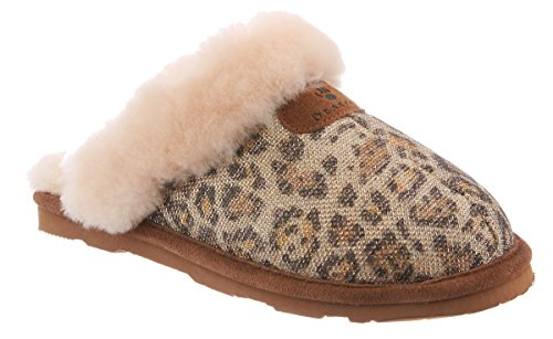 Bearpaw Women's Loki II Fleece and Fur Lined Gold