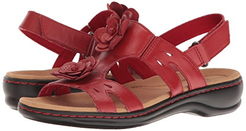 8804c907d7aa Clarks Women s Leisa Claytin Flat Sandal - Import It All