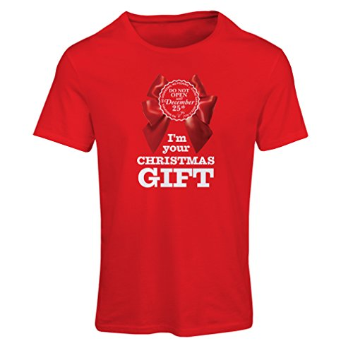 T Shirts for Women Ideas from Santa, Xmas Holiday Outfits (Small Red Multi Color)]()