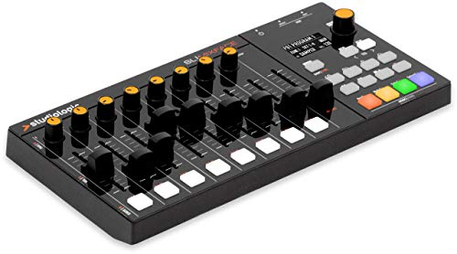 Studiologic SL MIXFACE 4-Layer Control Surface (Best Midi Controller For Logic Pro X)