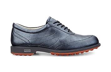 457f305ed20c05 Ecco Damen Classic Golf Hybrid Golf Schuhe Metallic Schwarz Größe 37 (UK4–4