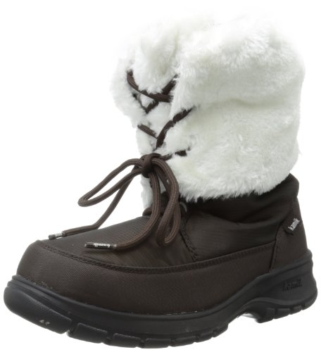 Kamik Dames Seattle Snowboot Donkerbruin