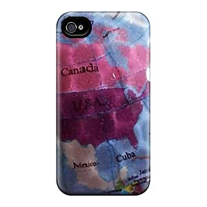 Iphone 6 ROb42981DHqZ Golf Ball Map Cases Covers. Fits Iphone 6