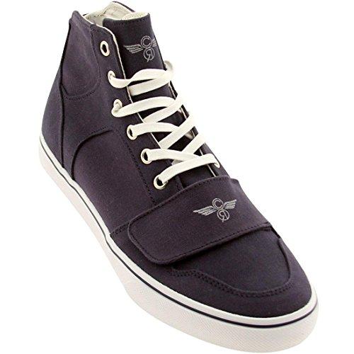 Creative Recreation Men's Cesario Xvi Mid Sneaker,Navy,11 M US