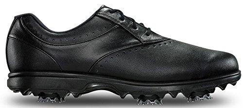 FootJoy Ladies eMerge Golf Shoes Black 10 Medium Closeout