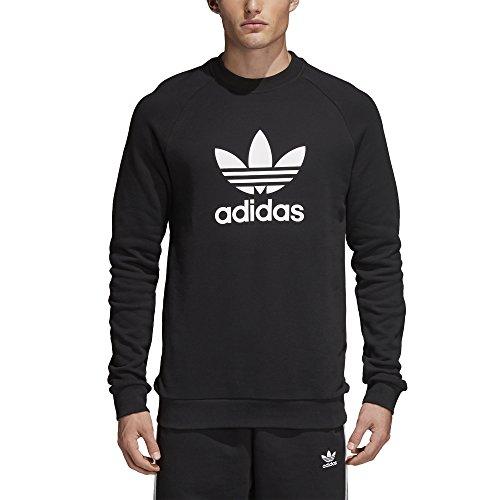 uomo nera Originals Adidas da Trefoil piccola Maglietta HxwqEnpPXH