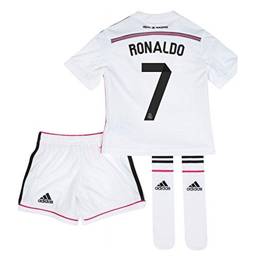 eb1a0048f 2014-15 Real Madrid Home Mini Kit (Ronaldo 7) - Buy Online in UAE ...