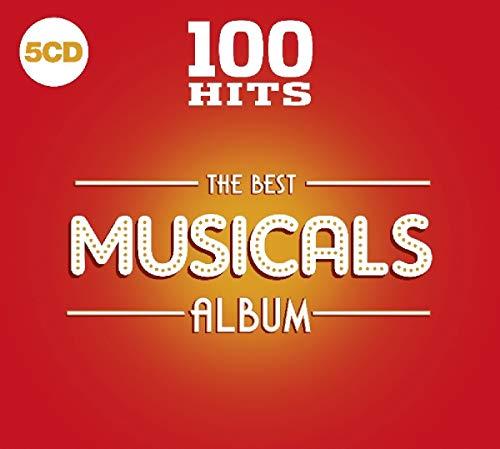 100 Hits: The Best Musicals Album / Various (Best Of Musicals Cd)