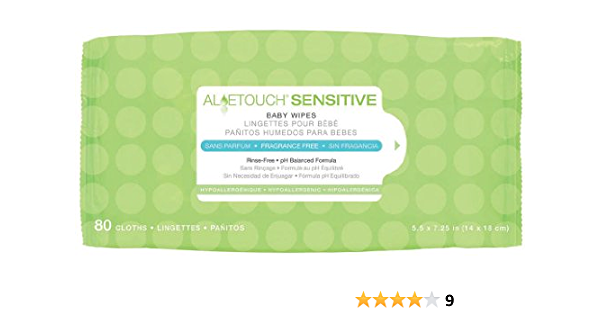 667 X 2 Baby Dream Sensitive Baby Wipes 24 Packs Of 72 Wipes CODE