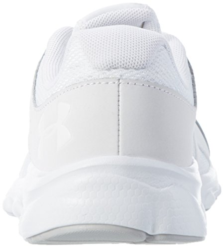 Shoes Gs Armour Pace Kids' white Unisex Running White Under tYqZPwP