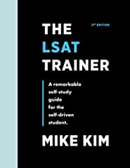 The LSAT Trainer is an LSAT prep book specifically designed for self-motivated self-study students who are seeking significant score improvement on the Law School Admission Test. It is simple, smart, and remarkably effective.Teachers, student...