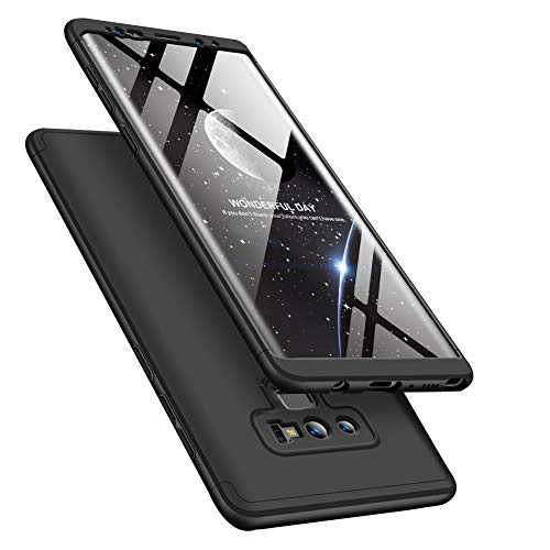 Galaxy Note 9 Case, PC Hard Case 3 in 1 Ultra-Thin Cover for Samsung Galaxy Note 9(2018)