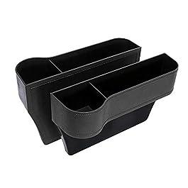 Caja almacenamiento para asiento del coche