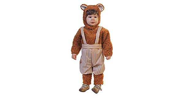 LLOPIS - Disfraz Bebe Bebe Oso: Amazon.es: Juguetes y juegos