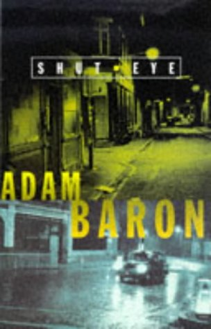 book cover of Shut Eye