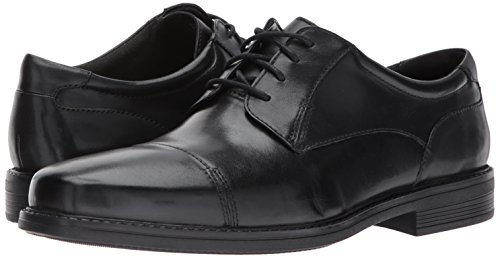 Bostonian Men's Wenham Cap Oxford, Black, 11 M US by Bostonian (Image #6)