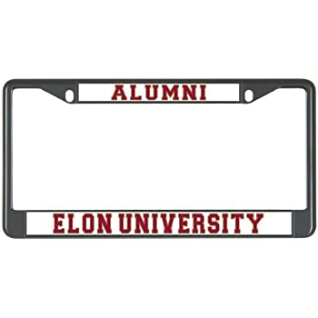 Amazon Com Georgia Southern Metal License Plate Frame In