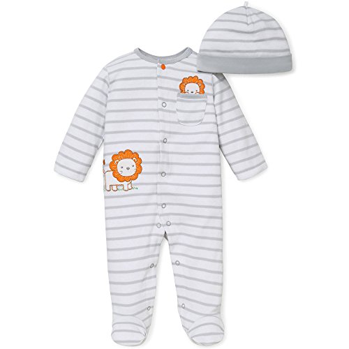 Lion Baby Clothes Kamisco