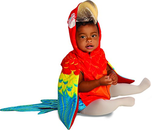 Rubie's Baby Parrot Costume, As Shown, Toddler