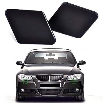 DDV- US 61678031307 61678031308 - Tapón para boquilla de limpiaparabrisas de defensa para BMW Serie 3 E90 2005 2006 2007 2008 2009: Amazon.es: Bricolaje y ...