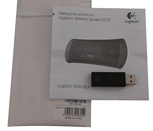 Original Logitech Receiver Wireless Speaker