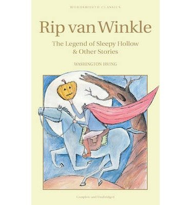 [ Rip Van Winkle, The Legend Of Sleepy Hollow And Other Stories ] By Irving, Washington ( Author ) Feb-2009 [ Paperback ] Rip Van Winkle, the Legend of Sleepy Hollow and Other Stories