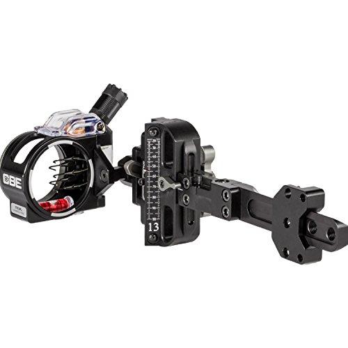 CBE Tek Hybrid Pro 3 Pin Archery Sights, Black