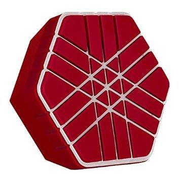Vivitar Bluetooth Speaker (Red)