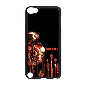 Generic For Ipod Touch 5 Plastics Have With Iron Man 1 Case Special For Boy