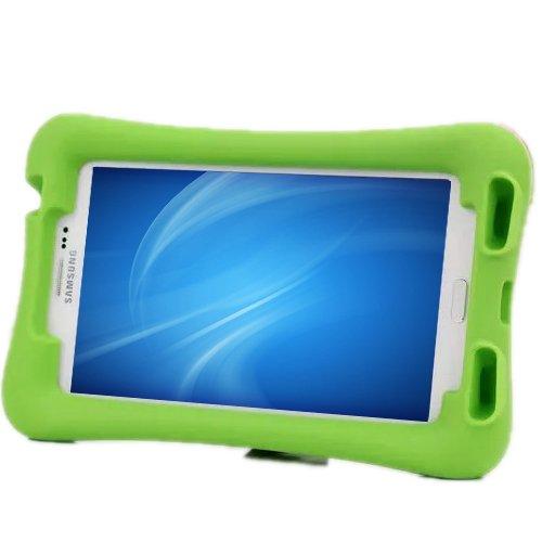 10 opinioni per NEWSTYLE Silicio Bambini Antiurto Custodia Protettiva per Samsung Galaxy Tab 3