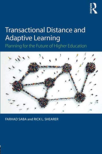 Transactional Distance and Adaptive Learning