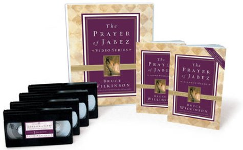 The Prayer of Jabez Video series - 8-part: Breaking Through to the Blessed Life [VHS]