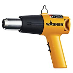 The HT1000 Heat Gun is a dual temperature heat gun that can help you quickly complete countless DIY projects using high temperature heat outputs. It uses a 750ᵒF and 1000ᵒF temperature setting to easily loosen rusted bolts, remove flooring, a...