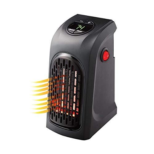 CARWORD Calefactor A Mano 400W PTC US Plug 110V. EU Plug220v UK Plug 230V Calefacción Estufa Mini Invierno Cálido Hogar...