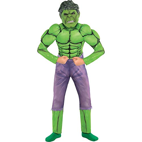 Rubie's Costume Avengers 2 Age of Ultron Child's Deluxe Hulk Costume, Medium -