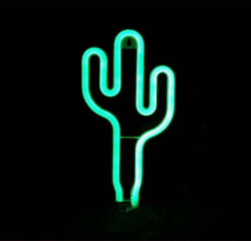 Decoración de neón LED luz decoración de la pared para decoración de Navidad Fiesta de cumpleaños casa luces LED...