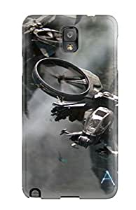 High Quality Shock Absorbing Case For Galaxy Note 3-avatar Movie 2009 5124940K56982319