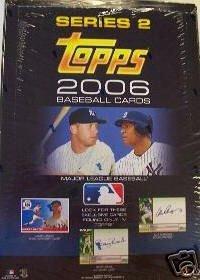 2006 Topps Series 2 Baseball Rack Box - (21 Cincinnati Reds Jersey)