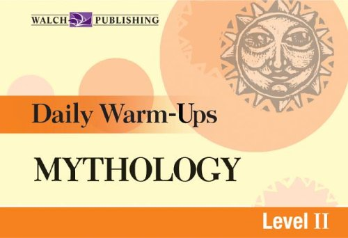 Daily Warm-ups Mythology: Level II (Daily Warm-Ups)