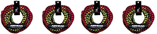 Airhead 2 Rider Tube Rope, 2 Sections with Float