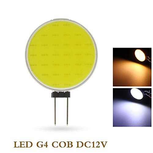 Amazon.com: Wall of Dragon 1Pcs 220V G4 Bombillas LED Lights For Home Led G4 12v AC&DC 3014 5730 2835 COB Lamparas Led Light Bulb Lighting Spotlight: Home & ...