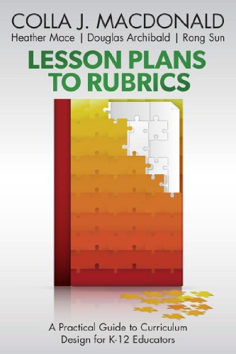Lesson Plans to Rubrics: A Practical Guide to Curriculum for