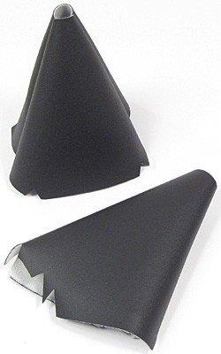 Boot Kit: Handbrake & Four Wheel Drive Selector Pair Black